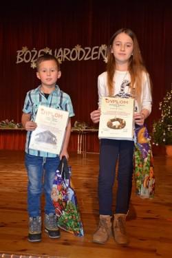 Fabian Szulc i Martyna Napora