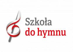logo akcji Szkoła do hymnu 2020